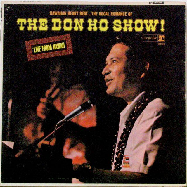 Don Ho show Album